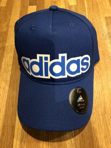 adidas Linear Cap UPF 50+ Children & Youths AJ9230 BNWT Free Delivery